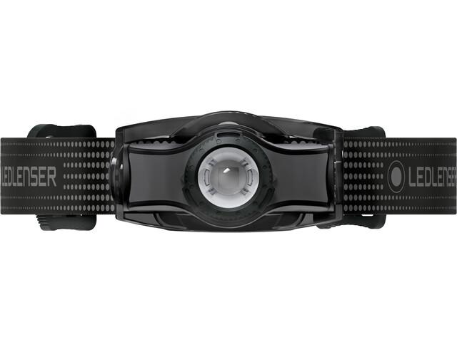 led lenser mh3 lampe frontale gray sur. Black Bedroom Furniture Sets. Home Design Ideas